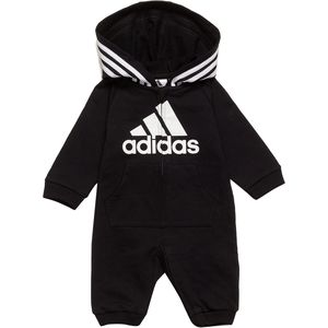 Adidas Hooded Coverall - Infants'