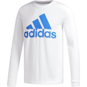 Adidas Badge Of Sport Classic Long-Sleeve T-Shirt - Men's