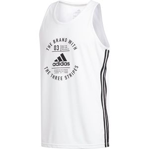 Adidas Badge Of Sport Emblem Tank Top - Men's
