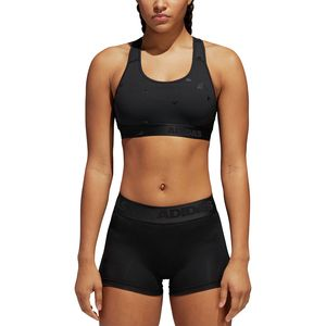 Adidas Don't Rest Alphaskin Sports Bra - Women's
