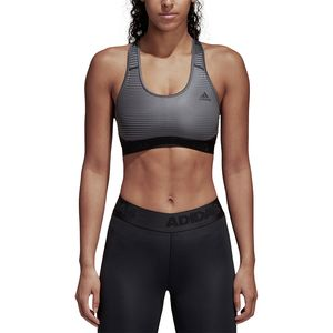 Adidas Don't Rest Alphaskin Medium Impact Racerback Bra - Women's