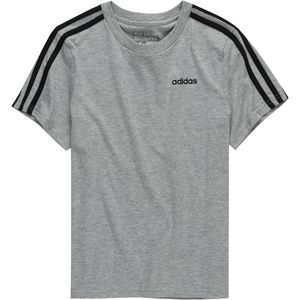 Adidas Three Stripe Graphic T-Shirt - Boys'