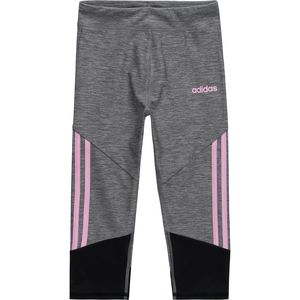 Adidas Stripe Capri Tight - Girls'