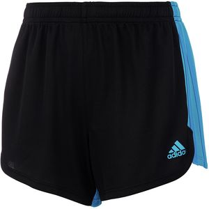 Adidas 3 Stripe Blocked Short - Girls'