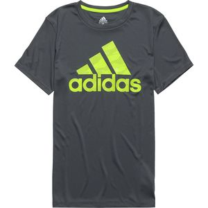 Adidas Dot Camo Logo Short-Sleeve T-Shirt - Boys'
