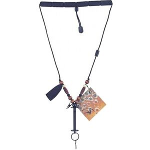Angler's Accessories Mountain River Downstream Lanyard