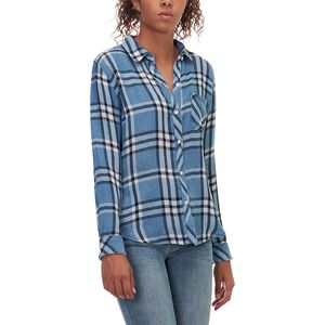 Rails Hunter Long-Sleeve Button Up - Women's