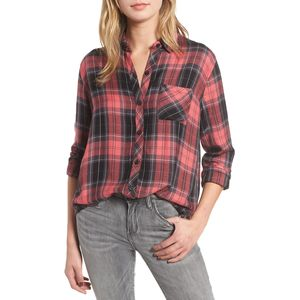 Rails Hunter Button Up - Women's