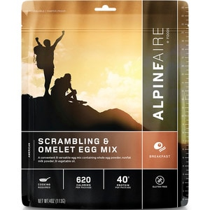 AlpineAire Scrambling and Omelet Egg Mix