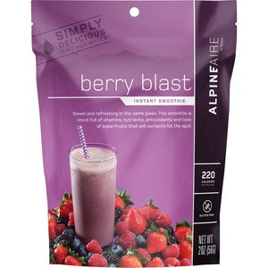 AlpineAire Berry Blast Instant Smoothie