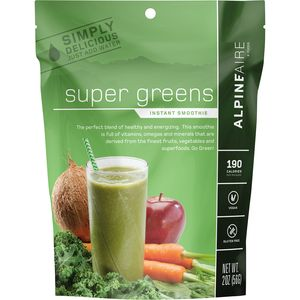 AlpineAire Super Greens Instant Smoothie