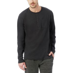 Alternative Apparel Classic Henley Shirt - Men's