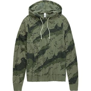 Alternative Apparel Camo Pullover Hoodie - Men's