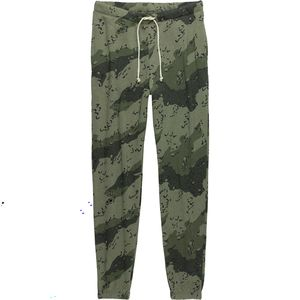 Alternative Apparel Camo Fleece Pant - Men's