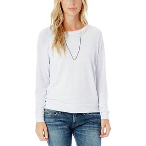 Alternative Apparel Solid Slouchy Pullover - Women's
