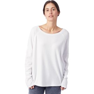 Alternative Apparel Thermal Ramble Tunic Top - Women's