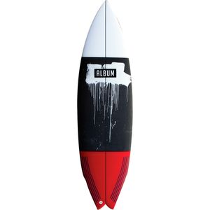 Album Surf Blackline Surfboard
