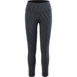 Absolutely Fit Spacedye Tummy Control Legging - Women's