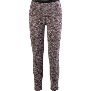 Absolutely Fit Space Dye 7/8 Performance Legging - Women's
