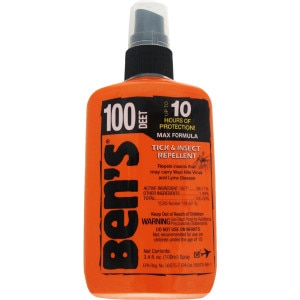 Adventure Medical Ben's 100 Max Tick & Insect Repellent Pump Spray - 3.4oz