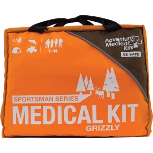 Adventure Medical Sportsman Series Grizzly First Aid Kit
