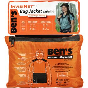 Adventure Medical Ben's Bug Jacket & Mittens
