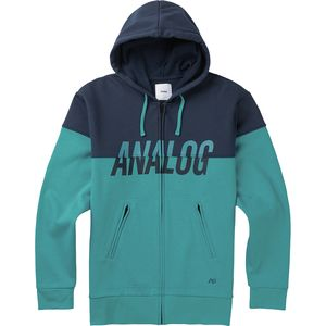 Analog Kincaid Bonded Fleece Full-Zip Hoodie - Men's