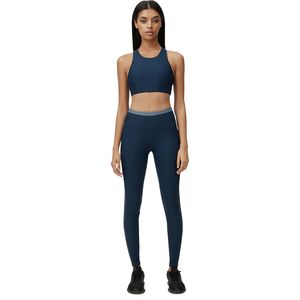 All Fenix Cosmo Blue Full Length Tight - Women's