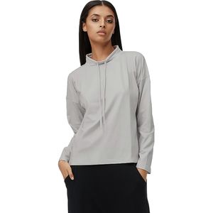 All Fenix Findon Grey Long-Sleeve Hoodie - Women's