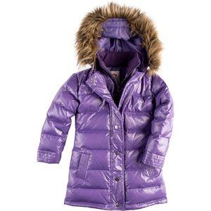 183340f6490e Purple Girls Coat