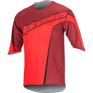 Alpinestars Crest 3/4-Sleeve Jersey - Men's