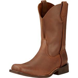 Ariat Rambler Leather Cowboy Boot