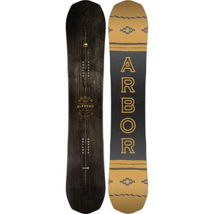 Arbor Element Black Snowboard