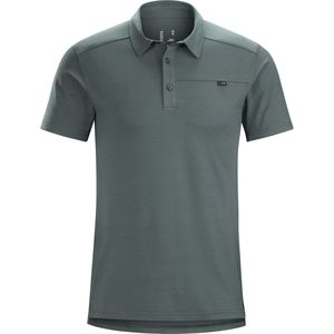 Arc'teryx Captive Short-Sleeve Polo Shirt - Men's