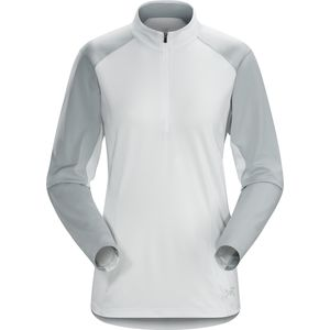 Arc'teryx Skeena Zip-Neck Shirt - Women's