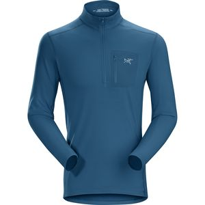Arc'teryx Rho LT Zip-Neck Top - Men's