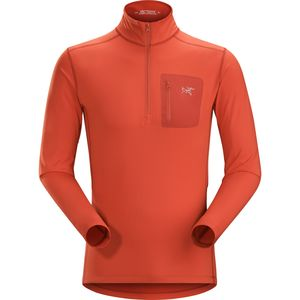 Arc'teryx Rho LT Zip Top - Men's