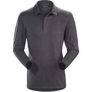 Arc'teryx Captive Long-Sleeve Polo Shirt - Men's