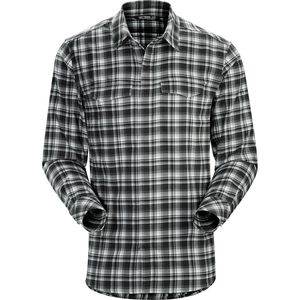 Arc'teryx Gryson Long-Sleeve Button-Down Shirt - Men's