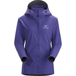 Arc'teryx Gamma LT Hooded Softshell Jacket - Women's