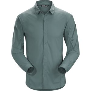 Arc'teryx Elaho Long-Sleeve Button-Down Shirt - Men's