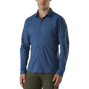 Arc'teryx Elaho Long-Sleeve Button-Up Shirt - Men's
