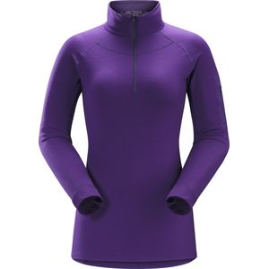 Arc'teryx Satoro AR Zip Neck Top - Women's