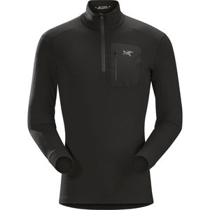 Arc'teryx Satoro AR Zip Neck Top - Men's