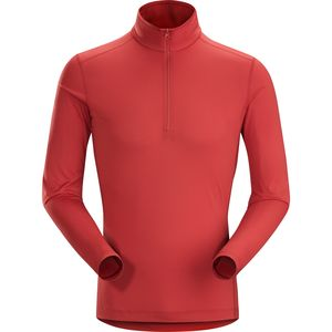 Arc'teryx Phase SL Zip-Neck Top - Men's