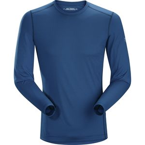 Arc'teryx Phase SL Long-Sleeve Crew Top - Men's