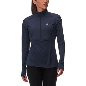 Arc'teryx Taema Zip-Neck Shirt - Women's