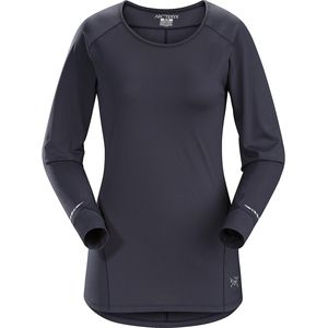 Arc'teryx Motus Long-Sleeve Crew - Women's