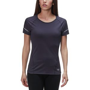 Arc'teryx Motus Short-Sleeve Crew - Women's