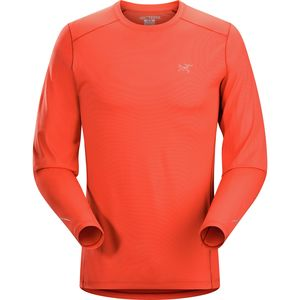 Arc'teryx Motus Long-Sleeve Crew Shirt - Men's